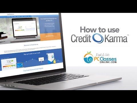 Credit Karma Review Tutorial
