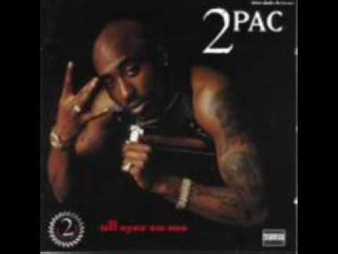 Tupac-You Cant See Me