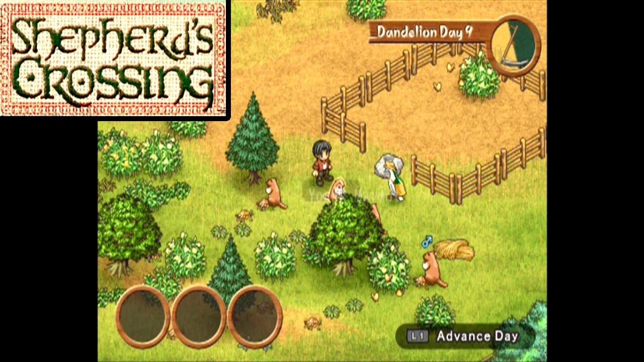 shepherds crossing game