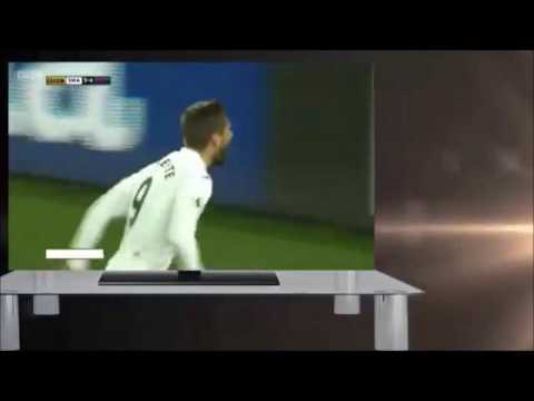 Fernando Llorente Last Minute Winner Swansea vs Crystal Palace - With Titanic Music