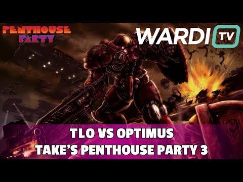TLO vs Optimus (ZvT) - Take's Penthouse Party #3 ($4k+)