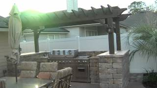 Pratt Custom Services - Pergolas In Small Spaces