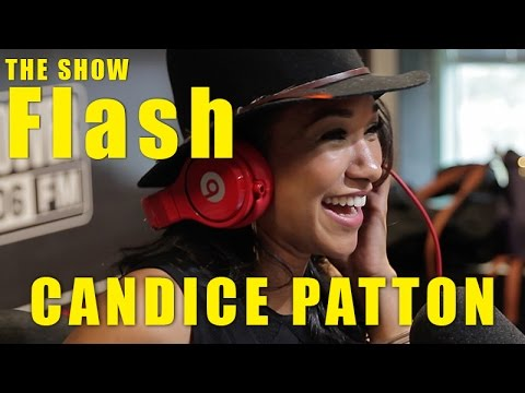 The Flash's Candice Patton Teases Fast Lane Episode