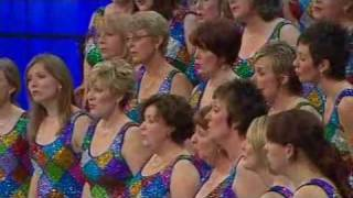 Choir of the World - The White Rosettes - Llangollen On-demand