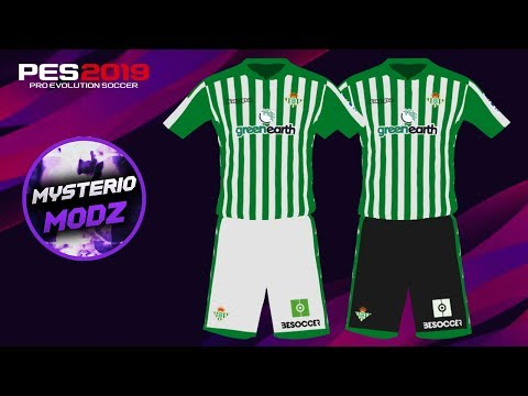 Kits Real Madrid Pes 2020 Download By Mysterio Modz Youtube