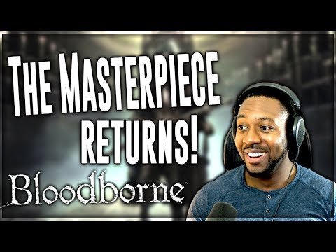 Bloodborne Skill Build Walkthrough Ep 1 ∙ The Most Requested Game!