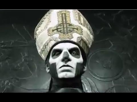 Ghost tease Papa Emeritus IV - Machine Head, Kaleidoscope - Papa Roach new video - ETID tour