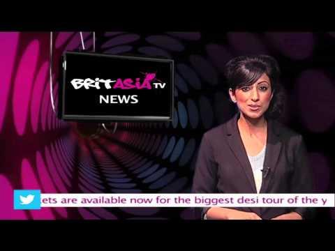 NEWS FLASH BRIT ASIA TV 60 SEC SHOWBIZ NEWS BY SELINA - 19TH FEB 2014