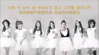 [繁中韓字] Apink- Like a Dream(꿈결처럼)