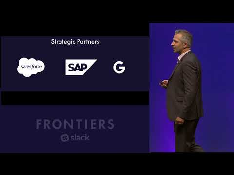 Frontiers by Slack 2017 - Morning Keynote - September 13, 2017