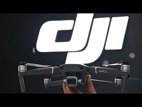 The Point: U.S. Federal Agency Gives China's DJI Security Clearance