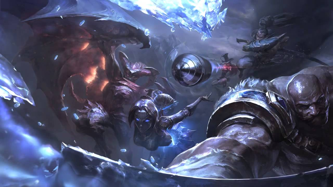 League Of Legends Ligen