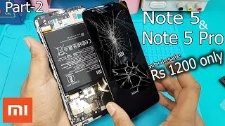 Xiaomi Redmi Note 5 & Note 5 Pro - LCD Screen +Touch Screen Digitizer Replacement-Part 2