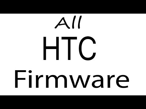 Download HTC All Models Stock Rom Flash File & Tools (Firmware) For Update HTC Android Device