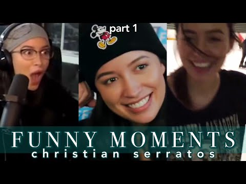 CHRISTIAN SERRATOS - Funny Moments (part 1)