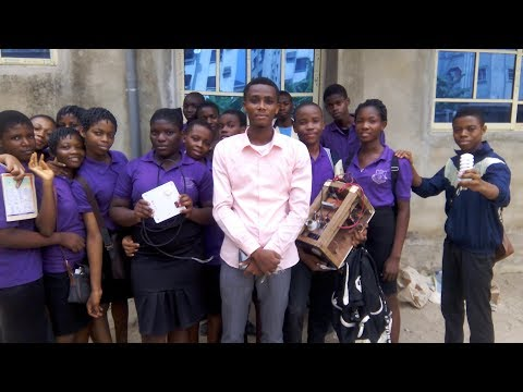 MAGNUM INVASION in Delight Christain College Aba