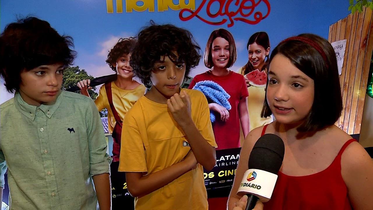 Filme da Turma da Mônica estreia em forma de live-action