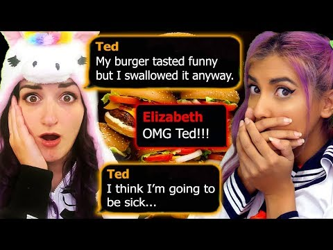Drive Thru HORROR STORY (NO CHICKEN NUGGETS?!) | Scary Text Stories W/ Yammy