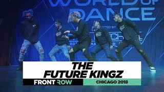 The Future Kingz | FRONTROW | World of Dance Chicago 2018 | #WODCHI18