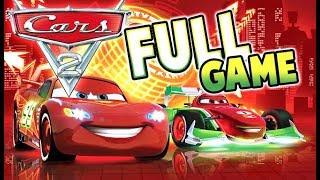 Disney Cars 2 FULL GAME Longplay (PS3, X360, Wii, PC)