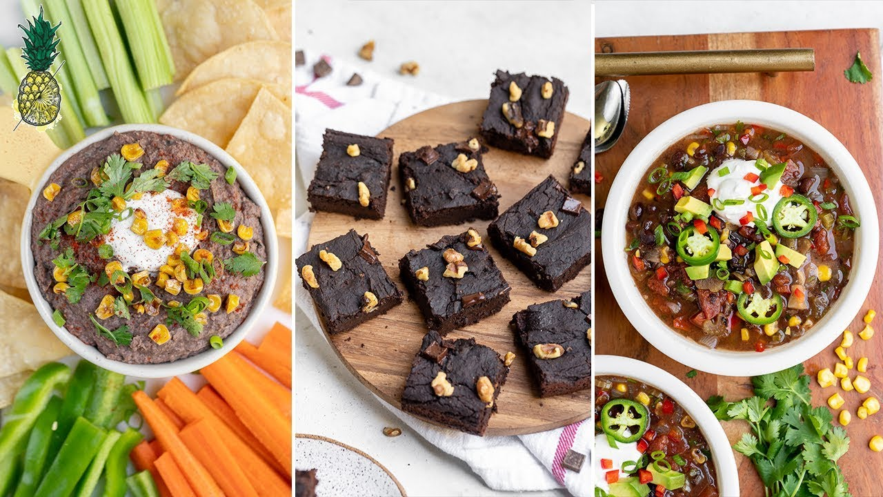 Easy Recipes for Leftover Black Beans | Vegan & Healthy