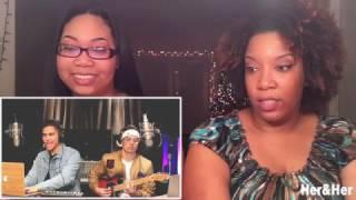 Black Beatles, Confessions, & No Problem | Alex Aiono AND William Singe Mashup Reaction!!!