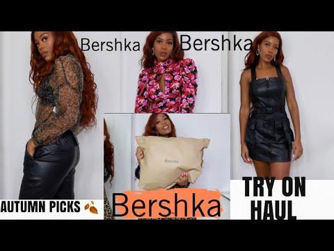 BERSHKA HAUL | AUTUMN TRY ON HAUL
