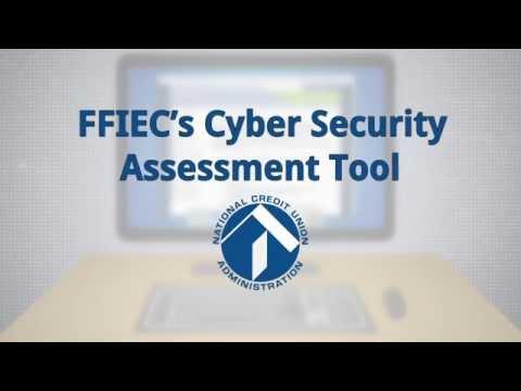 FFIEC's Cybersecurity Assessment Tool