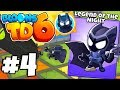 *BATMAN MONKEY!* Tier 5 Super Monkey Vs 1000 ZOMG - Bloons Tower Defense 6 Part 4