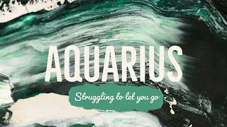 #AQUARIUS: IT'S HARD FOR THEM TO LET YOU GO, BUT THEY ARE LEARNING TO ACCEPT. 🙏 JUNE 9-15