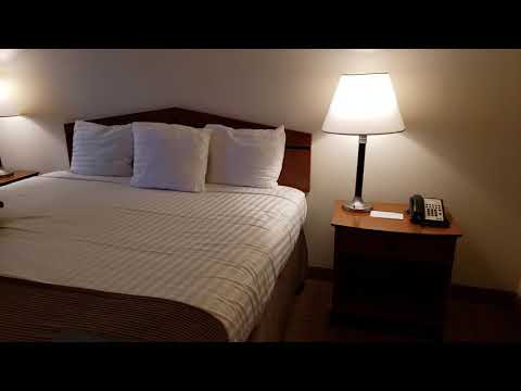Stratosphere Hotel Room Overview Las Vegas
