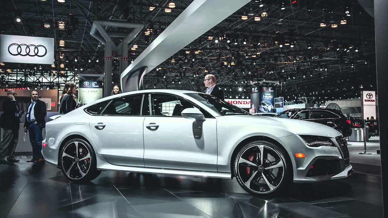 2015  2016 Audi RS7  Top Speed