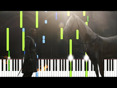 Game Of Thrones-The Bells End Credits Music (Light Of The Seven &The Rains of Castamere)[Piano Duet] - 동영상
