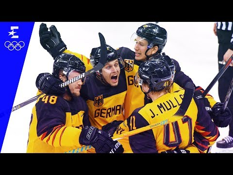 Ice Hockey | OAR vs Germany Final Highlights | Pyeongchang 2018 | Eurosport