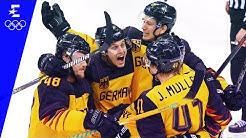 Ice Hockey   OAR vs Germany Final Highlights   Pyeongchang 2018   Eurosport