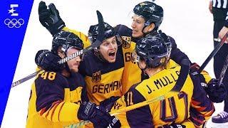 Ice Hockey | OAR vs Germany Final Highlights | Pyeongchang 2018 | Eurosport