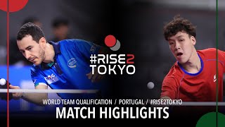 Mihai Bobocica vs Choong Javen | 2020 World Team Qualification (R64)