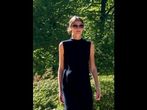 Marimekko fashion show 4k 60fps