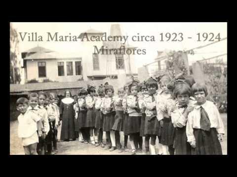 IHM Sisters in Peru, 1922