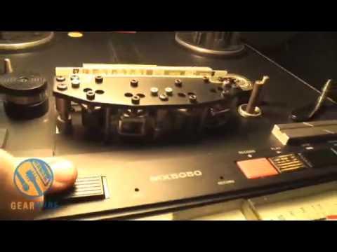 Otari MX-5050 Tape Recorder Repair At Chicago's Deltronics