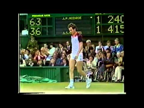 Best Points and Shots in Tennis History part 1