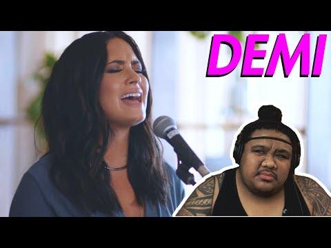 Demi Lovato - Father (Live) [MUSIC REACTION]