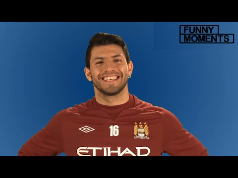 Sergio Aguero | Funny Moments | HD