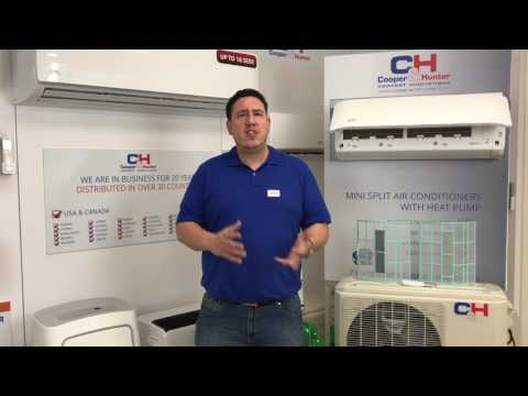 Mini Split Air Conditioner Cooper&Hunter Sophia Series review