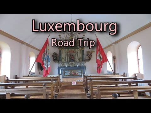 Luxembourg Road Trip