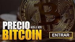 BITCOIN Precio Hoy 26 de Mayo del 2020- Actualizado Minuto a minuto