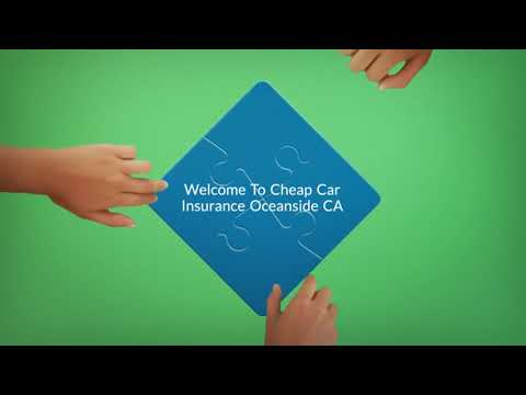 Cheap Auto Insurance in Oceanside CA