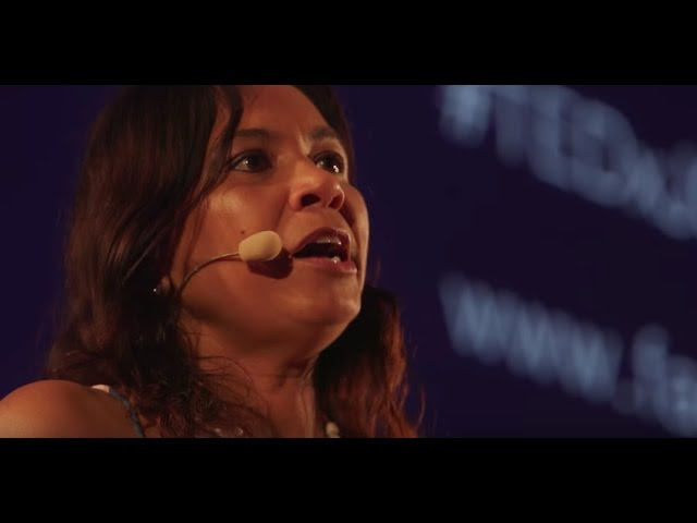 True Tracks: create a culture of innovation with Indigenous knowledge | Terri Janke | TEDxJCUCairns
