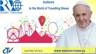 Audience to the World of Travelling Shows - 2016.06.16