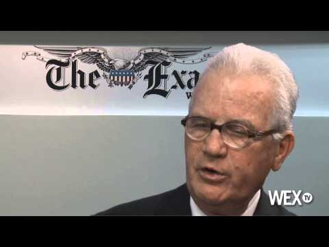 Former Sen. Tom Coburn talks about the 2016 field of candidates